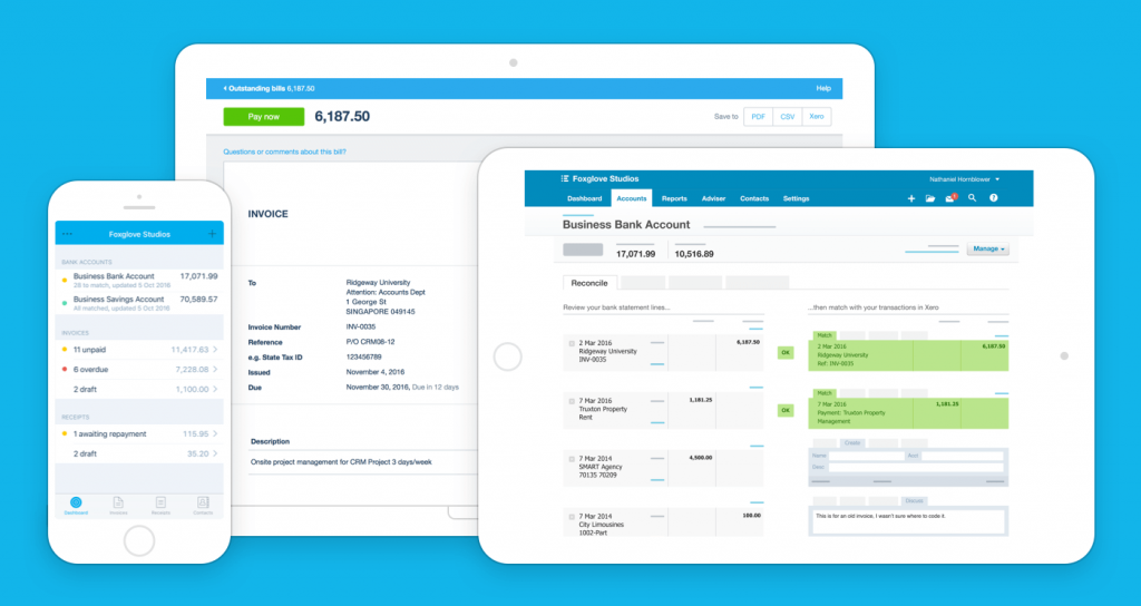 xero accountants London